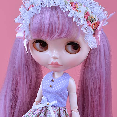 1/6 BJD Doll with Color Changing Eyes (Similar to Neo Blythe)