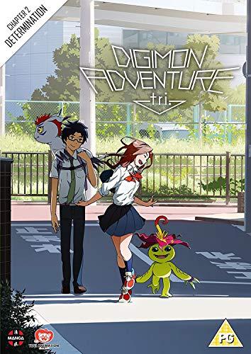 Digimon Adventure Tri The Movie Part 2 DVD [Edizione: Regno Unito] [Import]