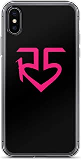 iPhone 6/6s Pure Clear Case Cases Cover R5 Logo