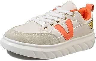 BalaMasa Womens APL11933 Pu Fashion Sneakers