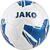 Jako Ballon Football Striker 2.0 entraînement - Bleu Royal/Blanc - 4