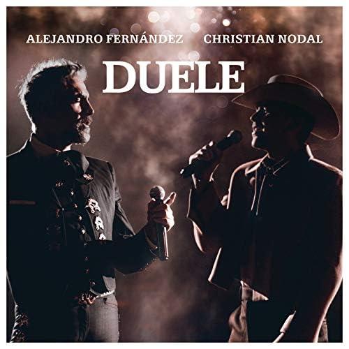 Alejandro Fernández & Christian Nodal