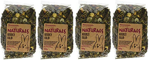 Rosewood Pet Click Image to Open expanded View 1 Pouch Nature's Salad Food for Small Animals, 200G (Fоur Расk)