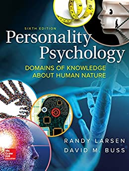 Personality Psychology: Domains of Knowledge About Human Nature by [Randy Larsen]