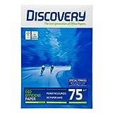 Discovery DIV016/500 DIS-75-A3 - Papel para fotocopiadora, A3