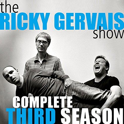 Ricky Gervais Show: Season 3, Episode 4 cover art