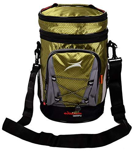 Unbekannt Kühltasche Fahrradtasche Picknicktasche Eistasche Campingtasche Isolierte Thermo Tasche mit Kühlfach für Outdoor Freizeit Picknick Reisen Einkauf