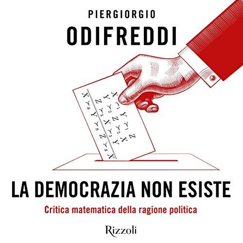 La democrazia non esiste  By  cover art