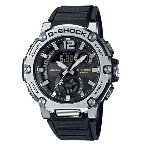 Casio G-Shock By Men's GSTB300S-1A Analog-Digital Watch Black