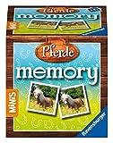 Ravensburger Minis 24556 Pferde Memory® - Juego de niños clásico a partir de 3 años, juego de memoria para 2-4 jugadores, regalo para caballos