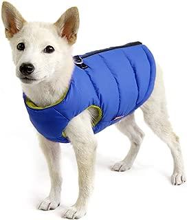 down filled dog jacket