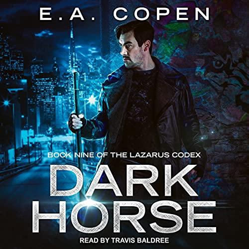 Dark Horse Audiobook By E.A. Copen cover art