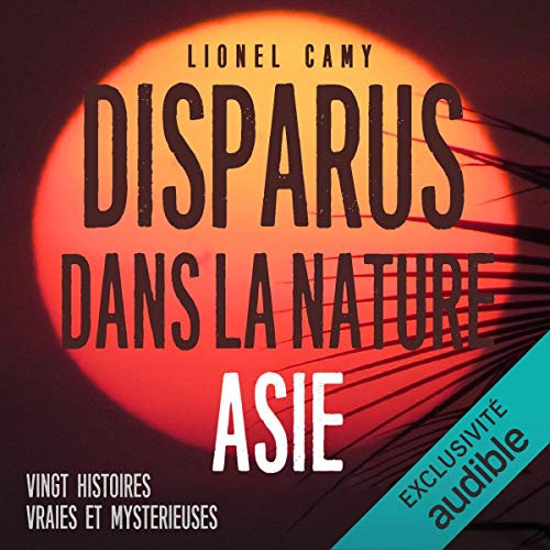 Disparus dans la nature cover art