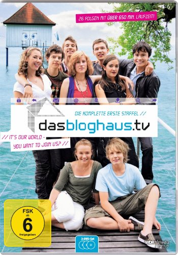 dasbloghaus.tv - Staffel 1 [3 DVDs]