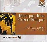 Musique De La Grece Antique (G.Paniagua)