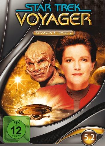 Star Trek - Voyager/Season 5.2 (4 DVDs)