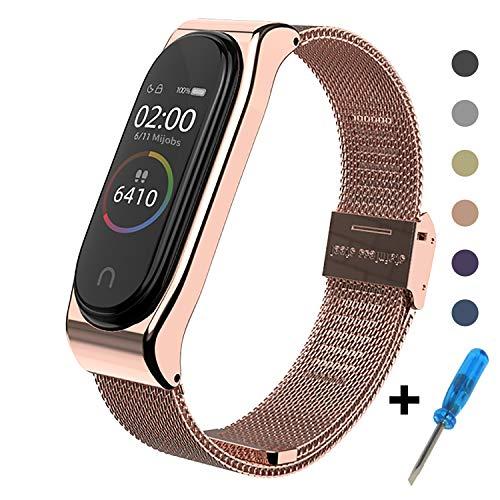 Sport Remplacement Sangle Accessoires en Silicone Compatible pour Mi Smart Band 3//4 16 Pi/èces Hianjoo Bracelet Compatible pour Xiaomi Mi Band 4//3
