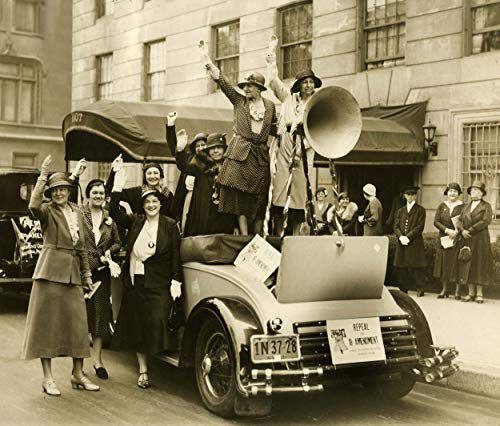 Studio Release 8 x 10 Photo On Fuji Film The New York Women Who Dismantled Prohibition