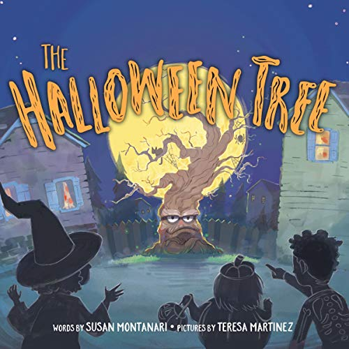 The Halloween Tree audiobook cover art