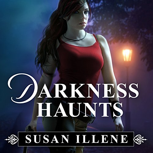 Darkness Haunts audiobook cover art