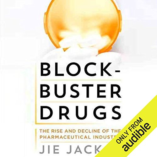 Blockbuster Drugs audiobook cover art