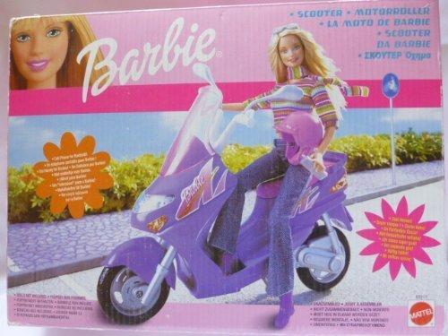 Barbie Vespa