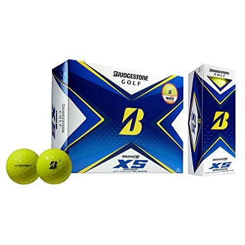 Bridgestone(ブリヂストン) ゴルフ Tour B XSモデル ゴルフボール