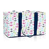 Thirty One Medium Utility Tote in First Mate - No Monogram - 4121