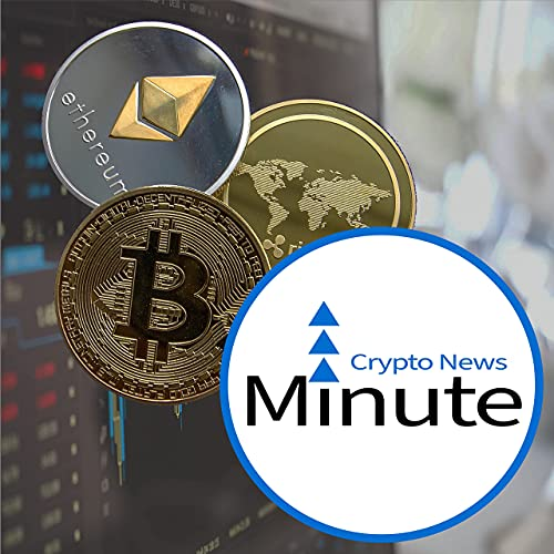 Crypto News Minute Podcast By Bill Morehouse cover art