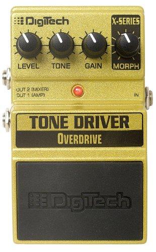 Digitech XTD Overdrive Pedal
