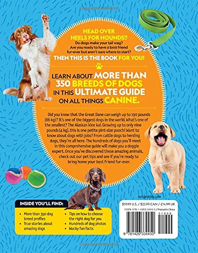 Dog Breed Guide: A complete reference to your best friend furr-ever