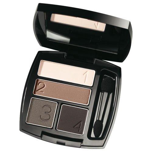 Avon True Colour Eye Shadow Quad, Mocha Latte