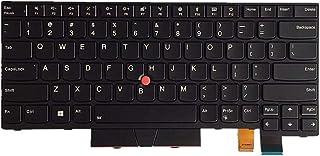 لوحة مفاتيح بديلة بديلة جديدة لجهاز Lenovo Thinkpad T470 T480 A475 A485 01HX459 01AX487 01HX499 01HX419 01AX528 US