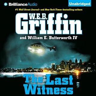The Last Witness cover art