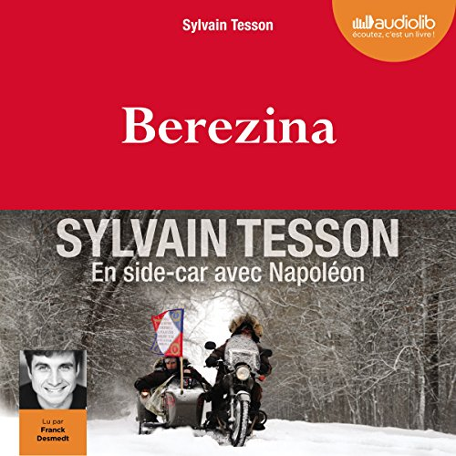 Berezina audiobook cover art