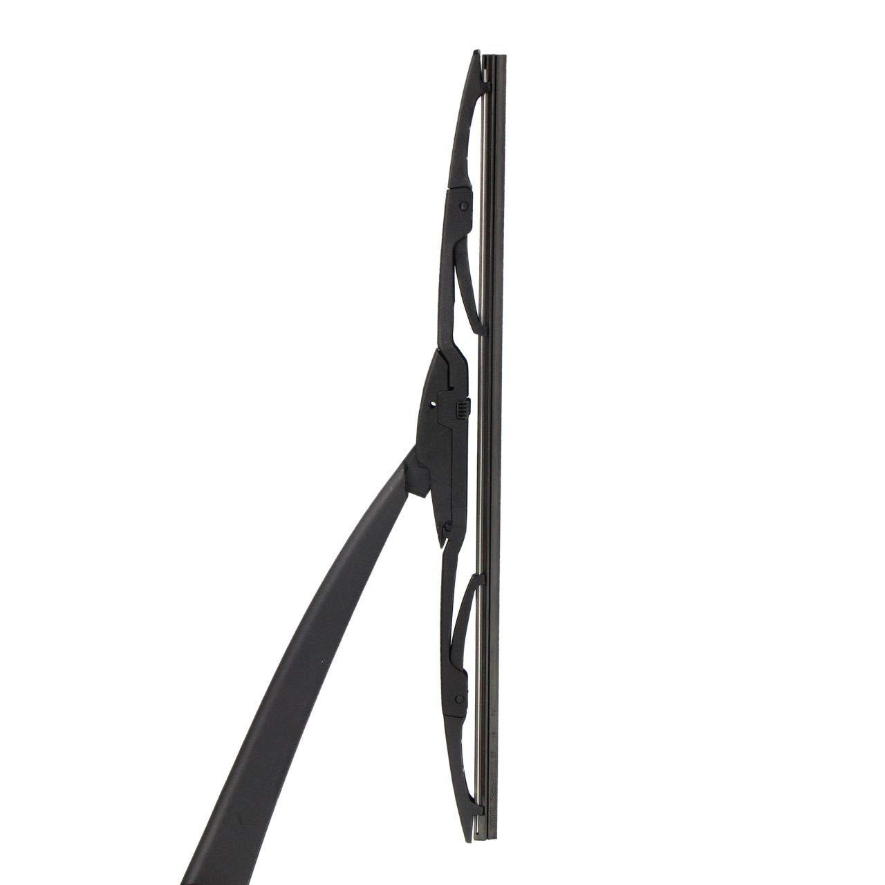 VAUXASGCC Calidad cl/ásico HEYNER escobilla trasera 16 400mm del limpiaparabrisas de sustituci/ón simple