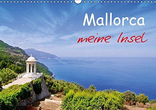 Mallorca, meine Insel (Wandkalender 2019 DIN A3 quer): Mallorca, die Lieblingsinsel der Deutschen praesentiert auf 12 Kalenderseiten (Monatskalender, 14 Seiten ) (CALVENDO Orte)