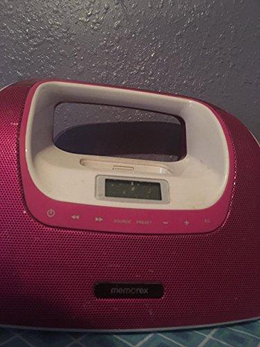 Minimove Portable Boombox Silv