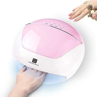 Máquina de fototerapia lámpara de uñas 110w secador de luz de terapia de luz de uñas de alta potencia