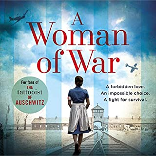 A Woman of War cover art