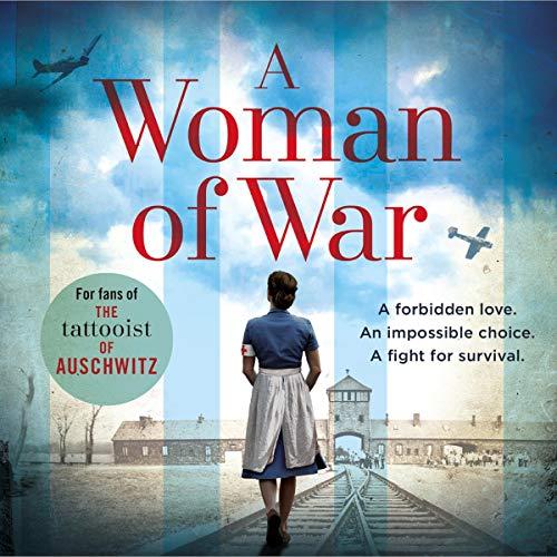 A Woman of War audiobook cover art