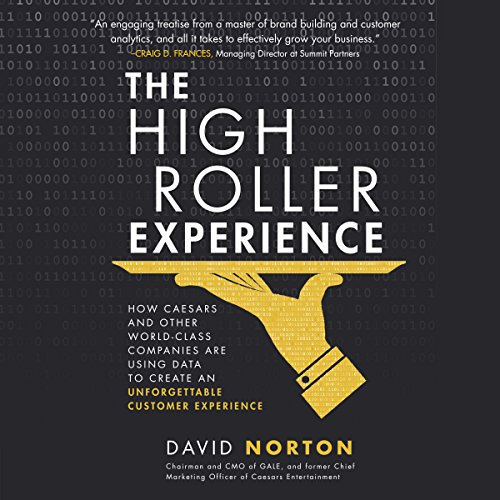 The High Roller Experience audiobook cover art