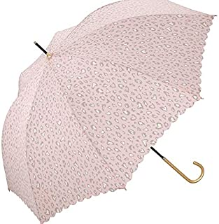 Household Umbrellas Semi-Automatic Rain and Rain Umbrellas Sun Protection UV Umbrellas Available in Three Colors HYBKY (Color : Pink)
