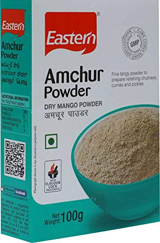Eastern - amchur - dry mango powder…