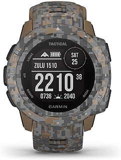 Garmin GM-010-02064-D4 Instinct Tactical Rugged GPS Watch, Coyote Tan