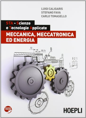 STA. Meccanica, meccatronica ed energia