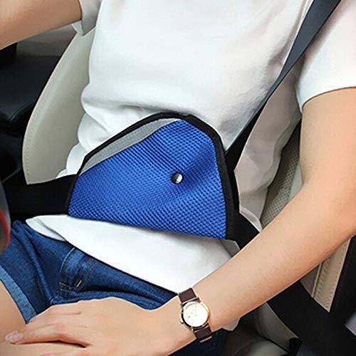 Kinder Kinder Auto Sicherheitsgurte Einsteller Schutzhülle Clip Booster Strap Harness Pads Autozubehör