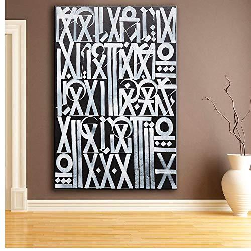 LLXHGHd Gemälde Wandkunst, Wand...