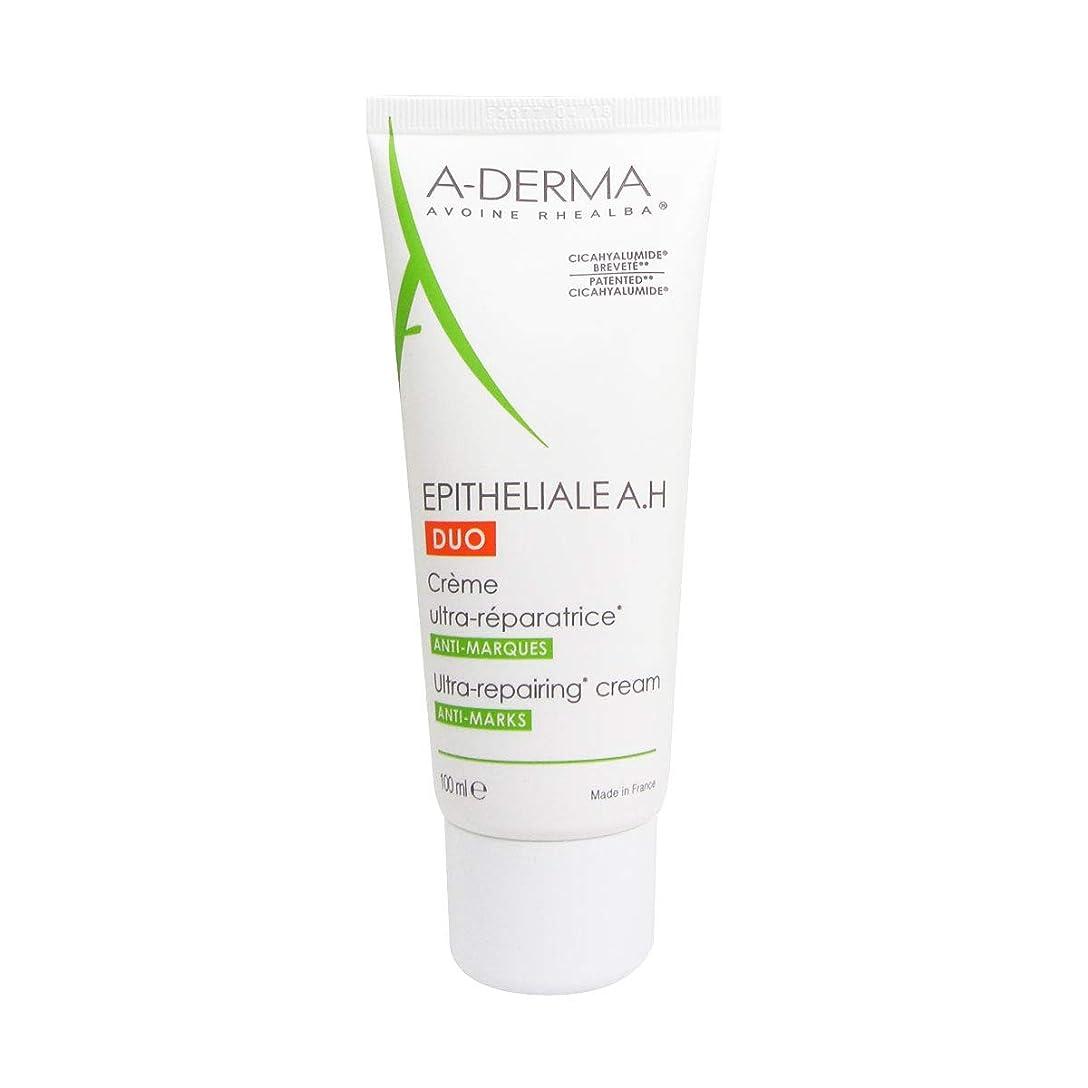 上にうなるシートA-derma Epitheliale A.h. Duo Ultra-repairing Cream 100ml [並行輸入品]