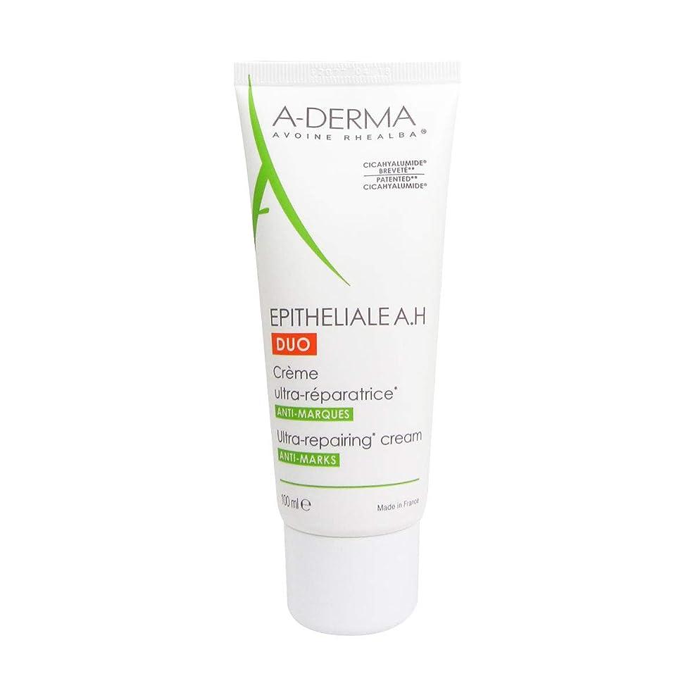 終点対フォルダA-derma Epitheliale A.h. Duo Ultra-repairing Cream 100ml [並行輸入品]